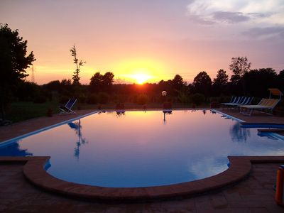 Apartment in a country villa with swimming pool between Orvieto / Bolsena -  Jazz Fusion - Castel Giorgio