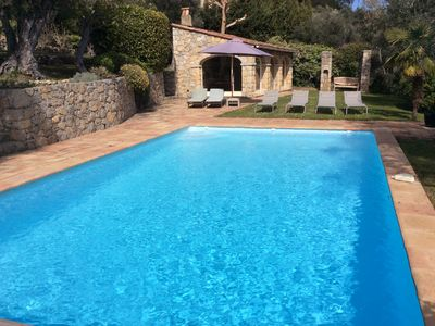 Photo for Beautiful Provencal villa of charm in Cabris 8 pers