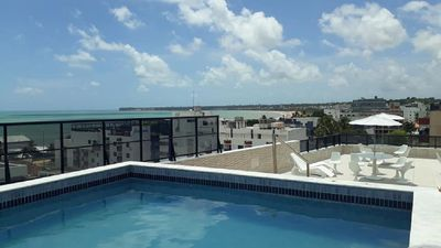 Photo for 1BR Apartment Vacation Rental in Tambaú, PB