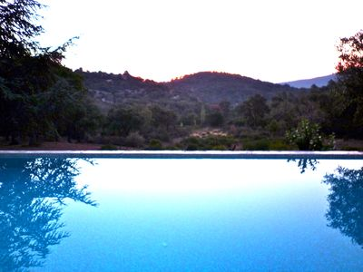 Photo for an oasis of peace and tranquility in the hills. 3 km from the Map To