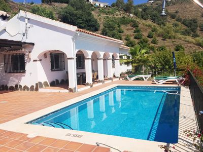 Photo for Holiday house Competa for 1 - 6 persons with 3 bedrooms - Holiday home