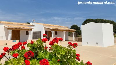 Photo for 1BR Townhome Vacation Rental in Sant Francesc Formentera, PM