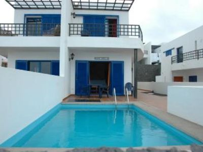 Photo for WHITE HOUSE / BEACH LANZAROTE 100 meters from the sea