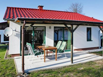 Photo for holiday home Seeadler am Vilzsee, Mirow  in Müritzgebiet - 4 persons, 2 bedrooms