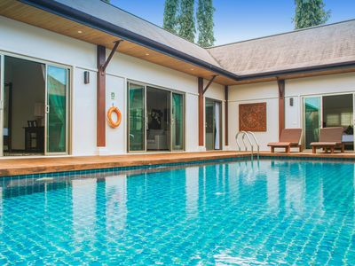Photo for VW6: Oriental Naiharn 3BR Private Pool