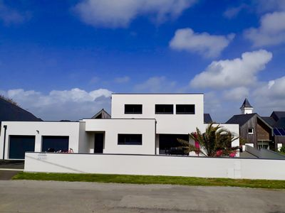 Photo for House in the port of Tréhiguier close to the beaches