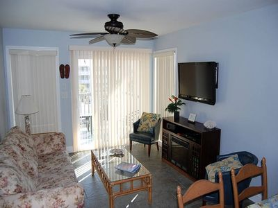 Photo for Pelican's Watch 218: 3 BR / 2.5 BA 3 br condo in Myrtle Beach, Sleeps 8