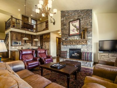 Photo for FREE Ski Rental! Perfect for Families - 2 King Suites, 2 Family Rooms, Bunk Beds & Private Hot Tub!