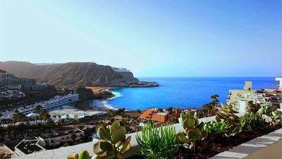 Photo for Ocean view apartment in Playa del Cura Gran Canaria