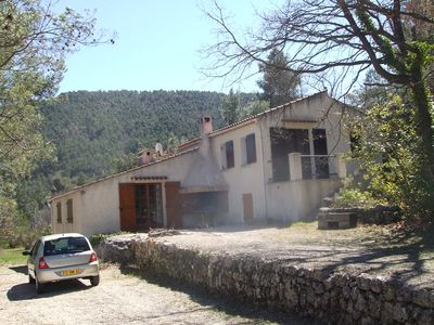 Photo for Provencal farmhouse with swimming pool for rent