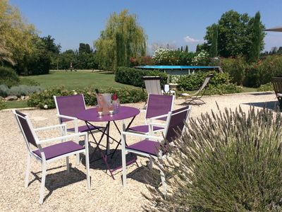 Photo for Pretty House In The Countryside With Large Private Garden, Terrace And Pool