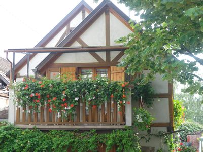 Photo for Alsace style timber framed house