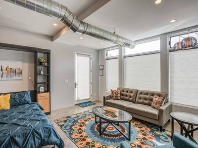 Photo for 1BD Studio ✶ Downtown ✶ Close to Hiking w/AC!