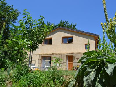 Photo for Apartment in the newly built straw bale house Valle delle Rose -