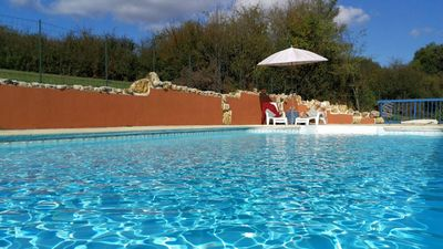 Photo for Le Moulin Drap - A rural retreat in the heart of France