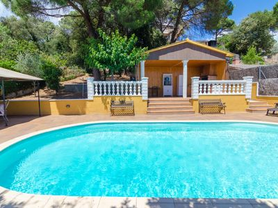 Photo for Club Villamar - Cozy villa with private swimming pool and nice outside areas to relax