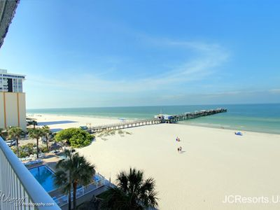 Photo for Sea Oats 403: 3 BR / 2 BA condo in Redington Shores, Sleeps 8