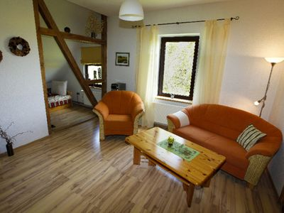 Photo for Apartment 1 - Apartments at the Baltic Sea - a secluded location near the forest