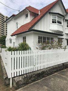 Photo for Charming beach house, 50m from Manly beach
