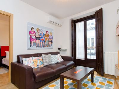 Photo for 3 MODERNO APARTAMENTO CENTRO - Apartment for 4 people in Madrid
