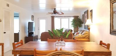 Photo for GREAT GROUND FLOOR CONDO! DIRECTLY ACROSS FROM THE BEACH!