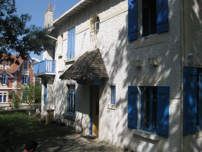 Photo for Arcachon house from the beginning of last century, near market, center and beaches