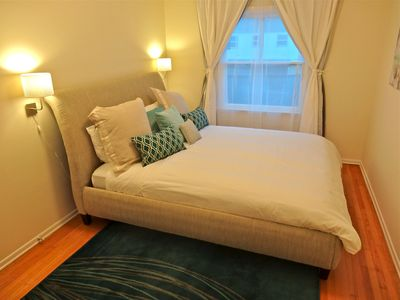Photo for Wonderful 2 Bedroom Beach Bungalow Apartment