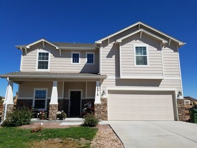 Photo for Beautiful Enjoyable Family Home Minutes Away from Peterson Air Force Base