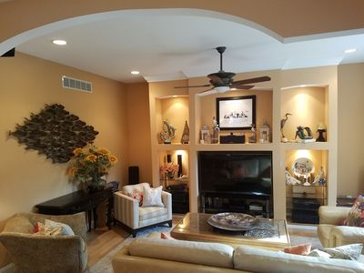 Luxury Carriage House walking distance to downtown Rehoboth in Canal Corkran