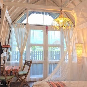 40mbps Ubud Private Wooden Cabin