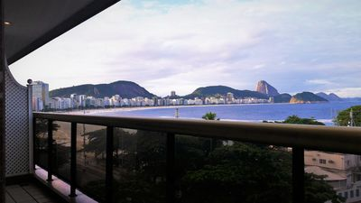 Photo for Fit sea view Copacabana