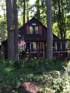 Photo for Waterfront Cabin on Crooked River with Direct Boat Access to Sebago Lake