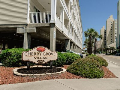 Photo for North Myrtle Beach/Cherry Grove 5 bedroom/5bath ocean view condoOwnerManaged