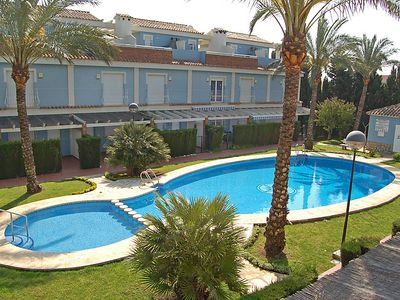 Photo for Vacation home Villas Alfar II  in Dénia, Costa Blanca - 6 persons, 3 bedrooms