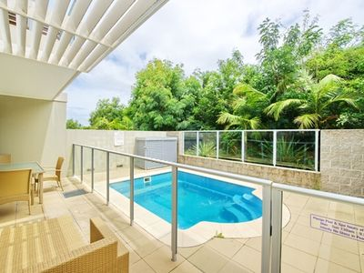 Photo for Unit 519  'Oaks Pacific Blue' Pool, spa and more available in complex!
