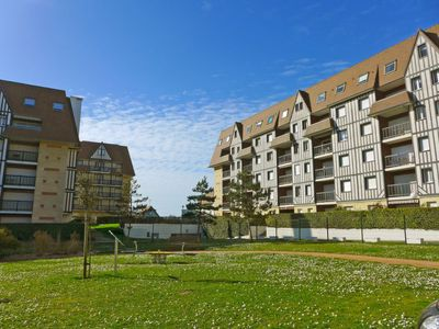 Photo for Apartment La Bizontine  in Cabourg, Normandy - 4 persons, 1 bedroom