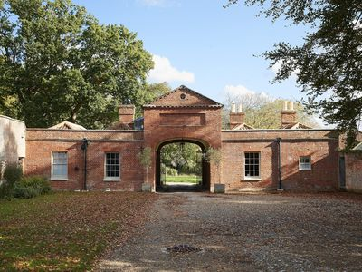 Photo for This splendid property is located just six miles from the North Norfolk coast.
