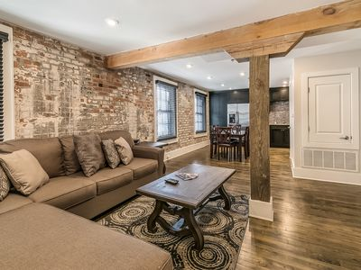 Historic, festive apartment ~ centrally located to all