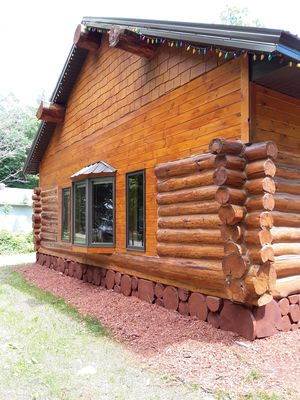Photo for Log Home Cabin~Paradise~Brainerd MN