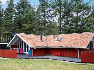 Photo for Vacation home Hals/Bisnap in Hals - 8 persons, 4 bedrooms
