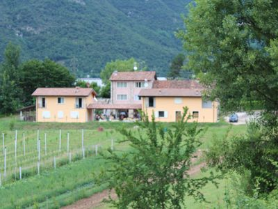 Photo for In the countryside just 6 km from Lake Garda