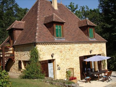 Photo for 3BR Cottage Vacation Rental in Veyrines-De-Domme, Nouvelle-Aquitaine