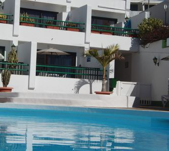 Photo for Casa Rosie  Luxury 1 bed apartment Old Town  Puerto del Carmen      FREE WIFI
