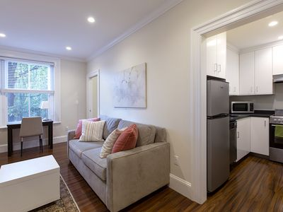 Photo for Beacon Hill Boston Furnished Apartment Rental - 94 Charles Street Unit 8