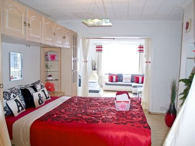 Photo for Lovely Place For 8 Near Excel, Olympic Park, Canary Wharf & O2 - FREE PARKING