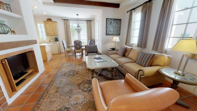 Photo for A Well- Appointed One Bedroom Spa Villa in the heart of La Quinta Resort