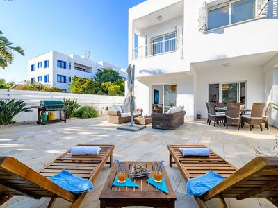 Photo for Selenite Villa - A spacious 3 bedroom villa ideal for family holidays