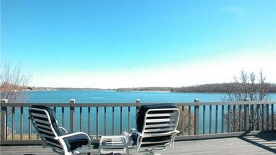 Photo for Spectacular & Spacious Waterfront Home In the North Fork L I Wine Region