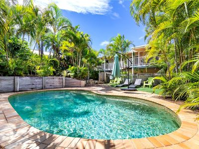 Photo for Your Perfect Peaceful Noosa Home mins from Beaches