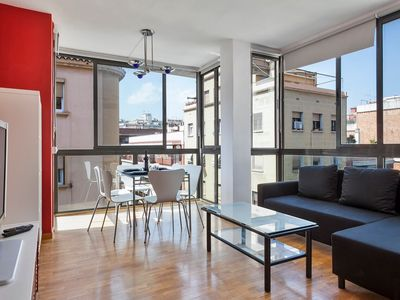 Photo for ⭐Spacious Family Flat for 8 in ❤ of Lovely Gracia⭐